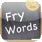 Fry Words icon