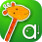 iWriteWords image of Giraffe and letter 'a' icon