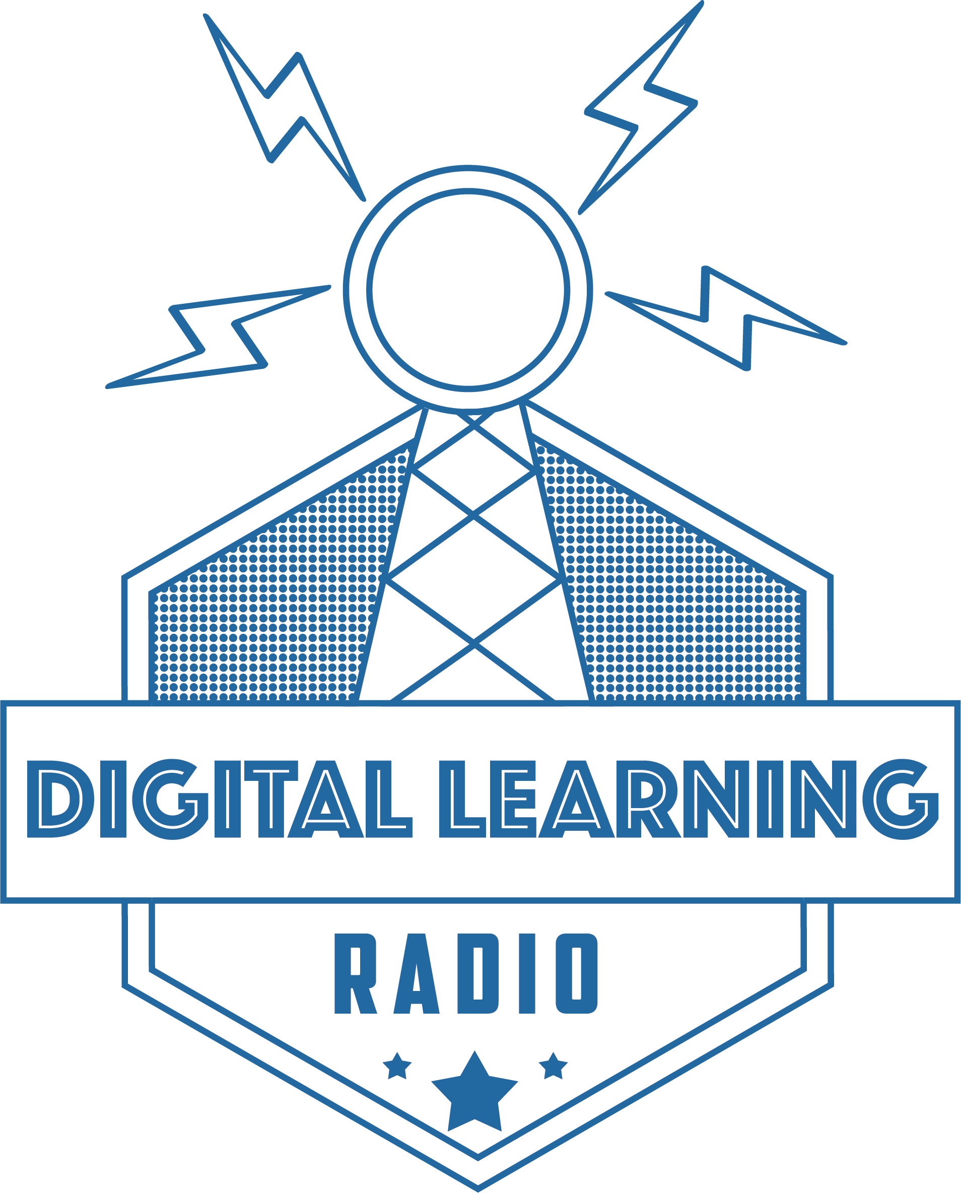 Digital Learning Radio logo
