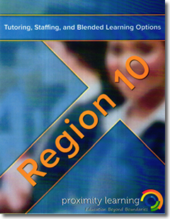 Proximity Learning Flyer