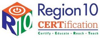 R10 Certification logo