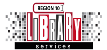 Region 10 Library Services logo