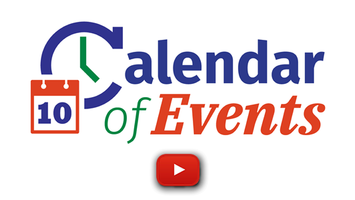Our ALL NEW Region 10 Calendar of Events!