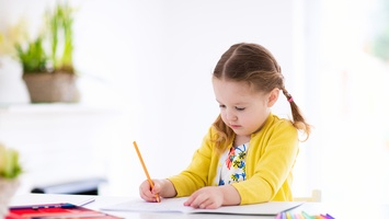 Little People Can Write: Using Art to Make Writing Connections